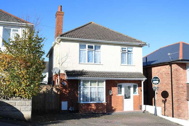 4 Bedrooms Detached House for sale in BH9 Moordown, Bournemouth