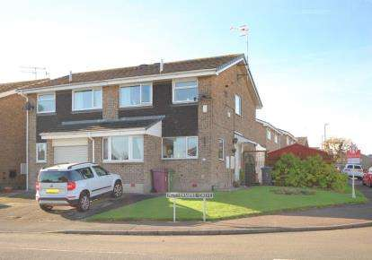 3 Bedrooms Semi Detached House for sale in Buttermere Drive, Dronfield Woodhouse, Dronfield, Derbyshire