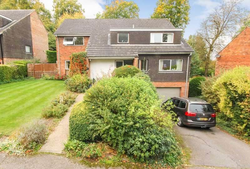 4 Bedrooms Detached House for sale in COPPER BEECH CLOSE 4 Double Bedroom Detached family home