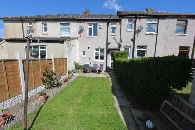 2 Bedrooms Terraced House for sale in Beech Grove, Gomersal