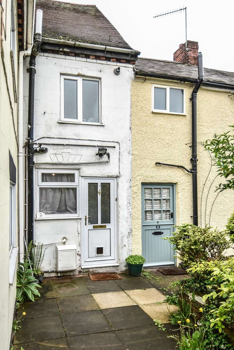 2 Bedrooms Cottage House for sale in Church Road, Catshill, Bromsgrove, B61