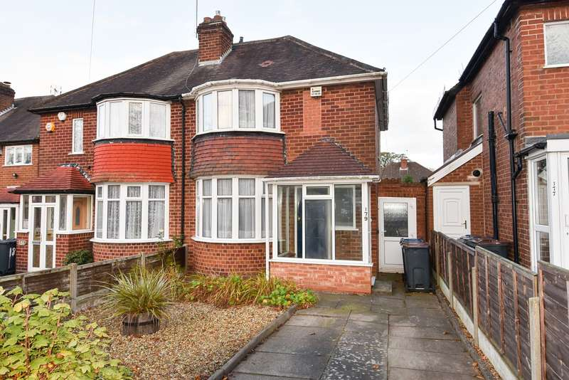 2 Bedrooms Semi Detached House for sale in Kingshurst Road, Northfield, Birmingham, B31