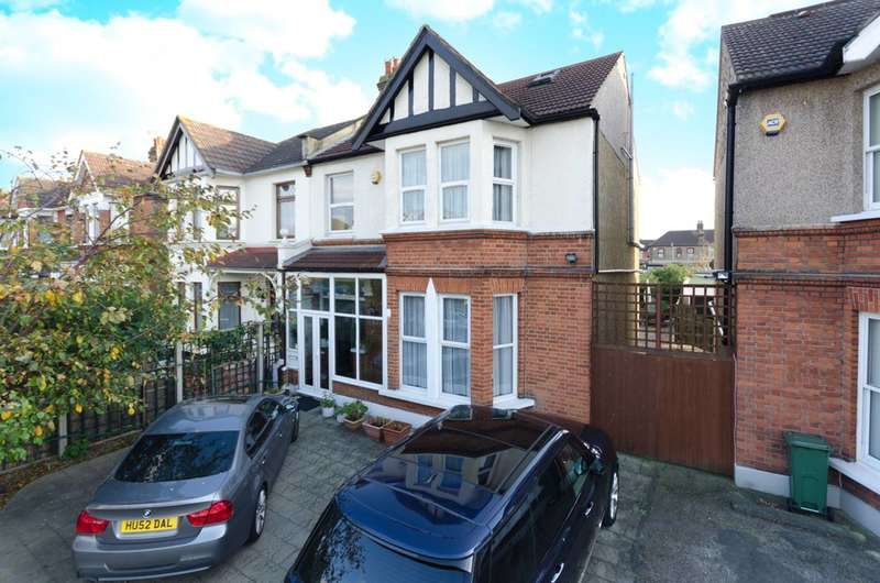 5 Bedrooms House for sale in Ashgrove Road, Goodmayes, IG3