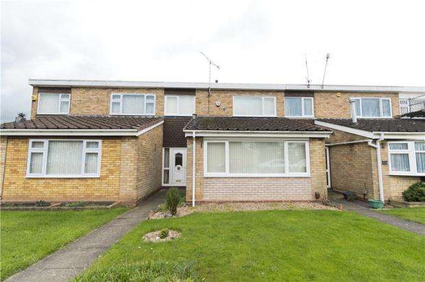 3 Bedrooms Terraced House for sale in Brade Drive, Walsgrave, Coventry, West Midlands