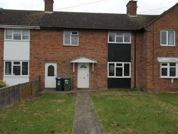 3 Bedrooms Terraced House for sale in Hertford Road, Alcester, Alcester
