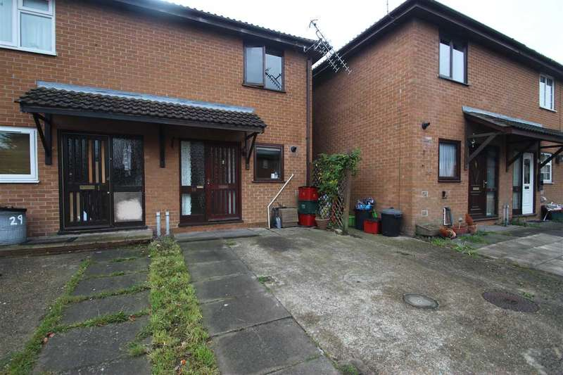2 Bedrooms End Of Terrace House for sale in Trimley Close, Clacton-On-Sea