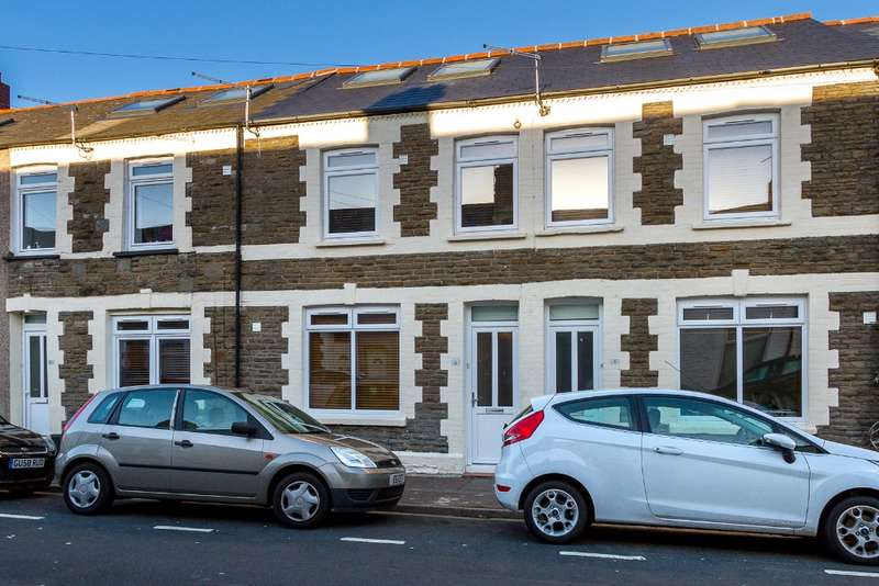 7 Bedrooms Terraced House for rent in May Street, Cathays, Cardiff, CF24 4EW