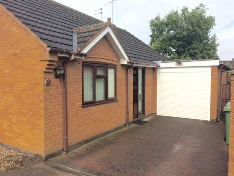 2 Bedrooms Detached House for sale in Cresswell Close, Weddington, Nuneaton, Warwickshire, CV10