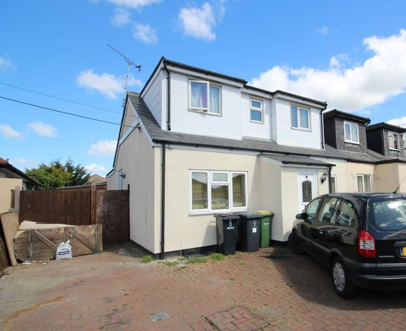 4 Bedrooms Semi Detached House for sale in Leicester Avenue, Rochford, Essex, SS4 1JL