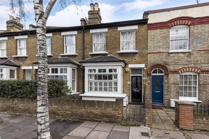 1 Bedroom Flat for sale in Church Road, Teddington, TW11