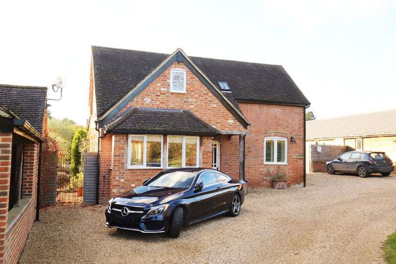 2 Bedrooms Detached House for rent in The Coach House, Thatcham