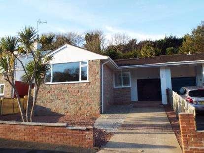2 Bedrooms Bungalow for sale in Brixham, Devon