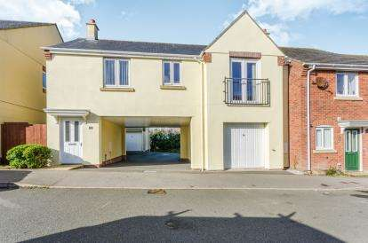 2 Bedrooms End Of Terrace House for sale in Helston, Cornwall, Uk
