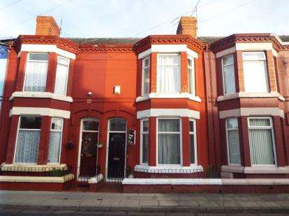 3 Bedrooms Terraced House for sale in Silverdale Avenue, Liverpool, Merseyside, England, L13