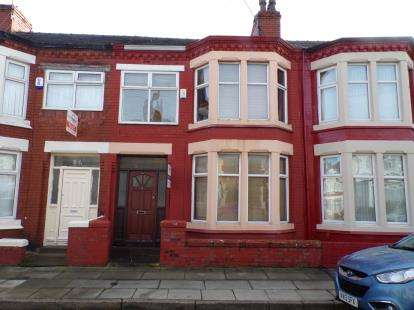 3 Bedrooms Terraced House for sale in Selby Road, Orrell Park, Liverpool, Merseyside, L9