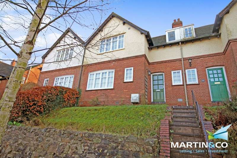 3 Bedrooms Terraced House for sale in Moor Pool Avenue, Harborne, B17