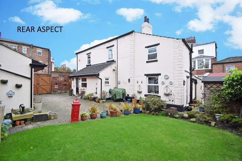 4 Bedrooms Detached House for sale in Wentworth Street, St Johns, Wakefield