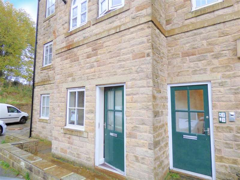 1 Bedroom Ground Flat for sale in Woodcote Fold, Goose Eye, Oakworth