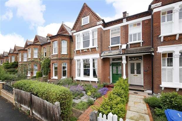 5 Bedrooms House for rent in Beauval Road, Dulwich
