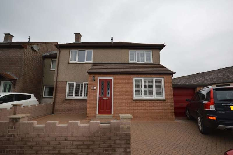 3 Bedrooms Semi Detached House for sale in Hollins Park, Moor Row, CA24