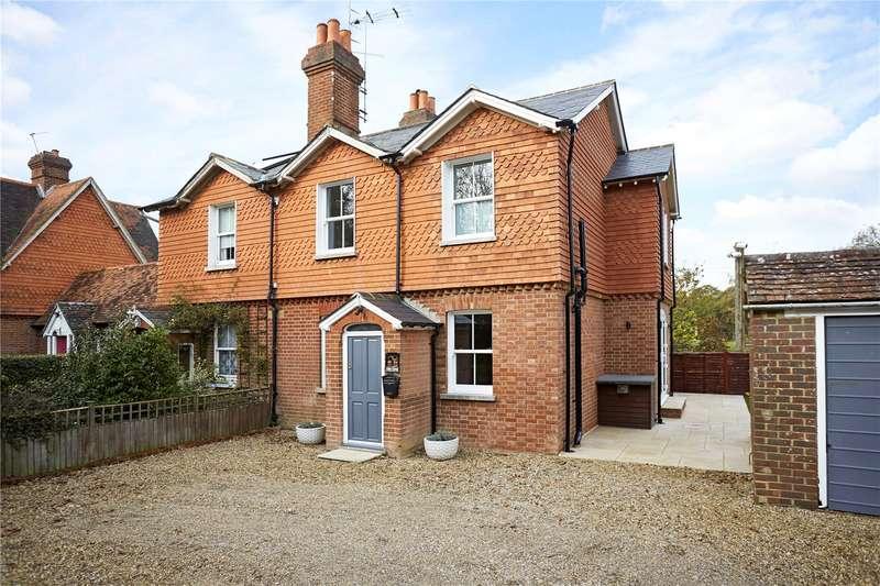 3 Bedrooms Semi Detached House for sale in Ryersh Lane, Capel, Dorking, Surrey, RH5