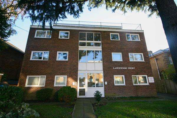 1 Bedroom Apartment Flat for sale in Flat G Larchwood Court, Waterloo Road, Southampton