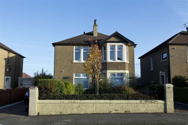 2 Bedrooms Apartment Flat for sale in Oliver Road, Falkirk