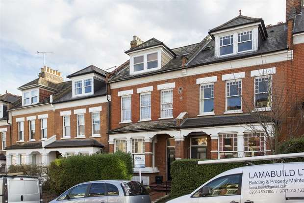 1 Bedroom Flat for sale in Glebe Road, Crouch End, N8