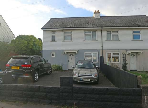 3 Bedrooms Semi Detached House for sale in Wimborne Road, Poole, Dorset