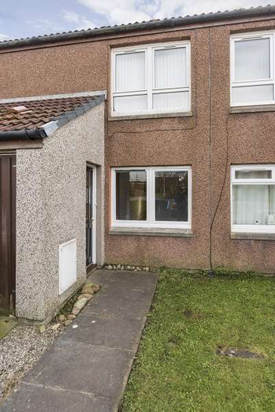 1 Bedroom Ground Flat for sale in Cairngrassie Circle, Portlethen, Aberdeen, Aberdeenshire, AB12 4TZ