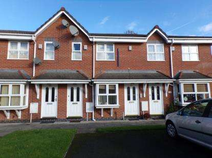 1 Bedroom Flat for sale in Redbrook Road, Ince, Wigan, Greater Manchester, WN3