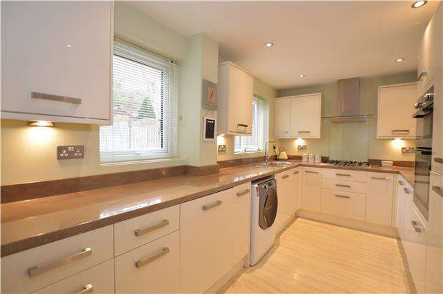 4 Bedrooms Semi Detached House for sale in The Glen, Yate, BRISTOL, BS37 5PR