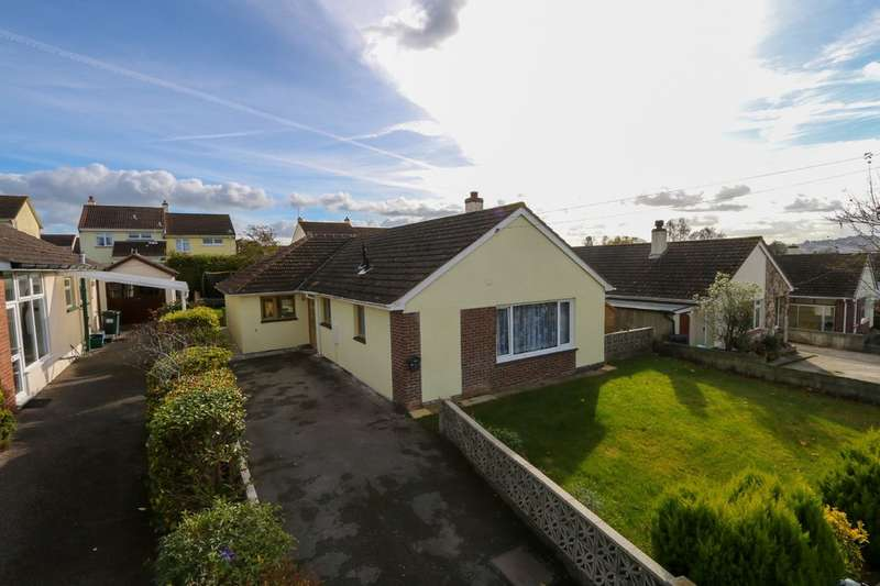 3 Bedrooms Detached Bungalow for sale in Tarrs Avenue, Kingsteignton