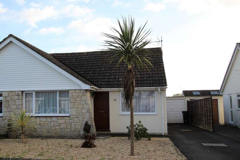 2 Bedrooms Semi Detached Bungalow for sale in FERNDOWN