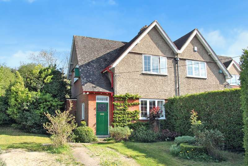 3 Bedrooms Semi Detached House for sale in Mayles Lane, Knowle, Hampshire