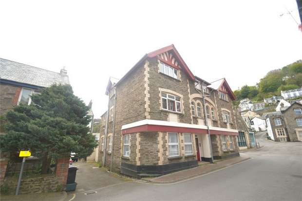 2 Bedrooms Flat for sale in Lynton, Devon