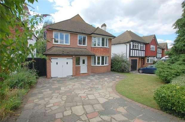 4 Bedrooms Detached House for sale in Kelsey Lane, BECKENHAM, Kent