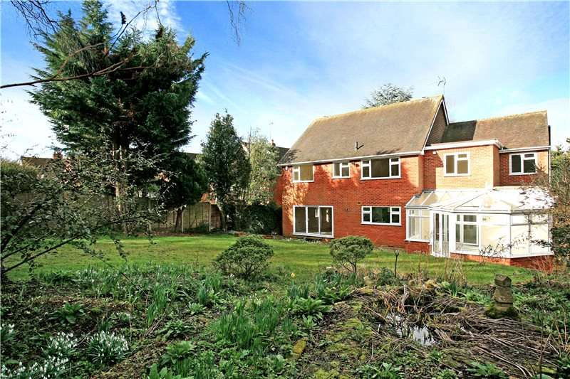 5 Bedrooms Detached House for sale in Hawks Hill, Bourne End, Buckinghamshire, SL8