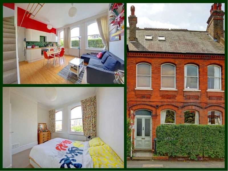 1 Bedroom Flat for sale in Trent Road, Brixton