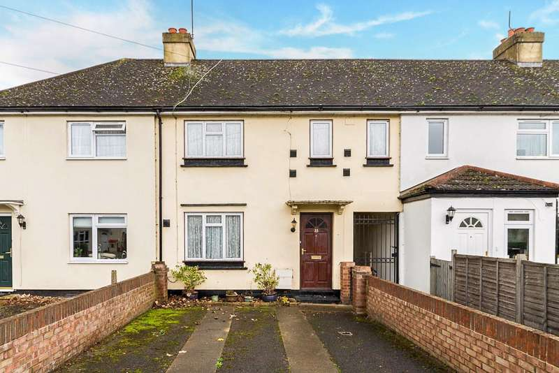 2 Bedrooms Terraced House for sale in Douglas Lane, Wraysbury, TW19
