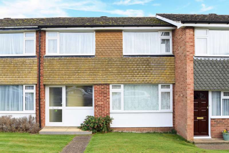 3 Bedrooms Terraced House for sale in Buffins, Taplow, Maidenhead, SL6
