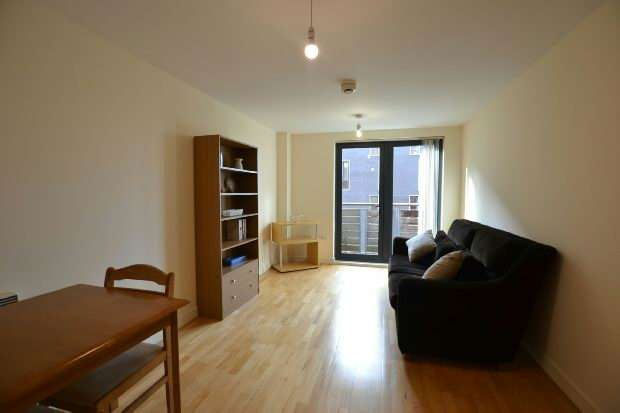1 Bedroom Apartment Flat for sale in Staten Court, 84 Tradewind Square, Liverpool