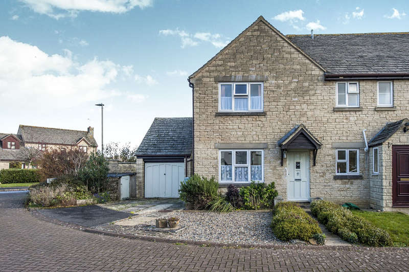3 Bedrooms End Of Terrace House for sale in Barker Place, Fairford