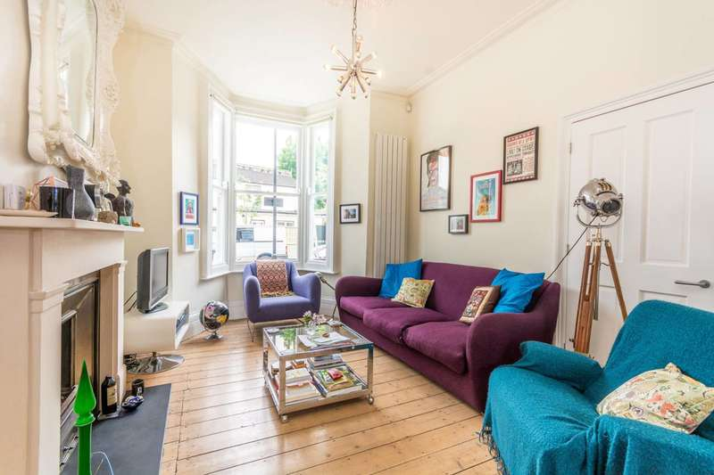 4 Bedrooms Terraced House for sale in Batley Road, Stoke Newington, N16
