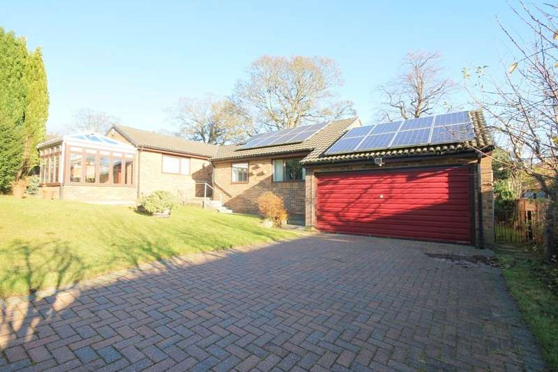 4 Bedrooms Detached Bungalow for sale in Harelaw Close, Pelton, Chester Le Street, DH2