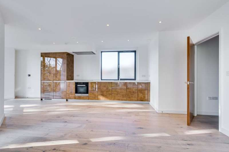 2 Bedrooms Apartment Flat for sale in Park Road, Chiswick W4