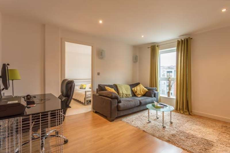 1 Bedroom Flat for sale in Radford Street, Sheffield, South Yorkshire, S3