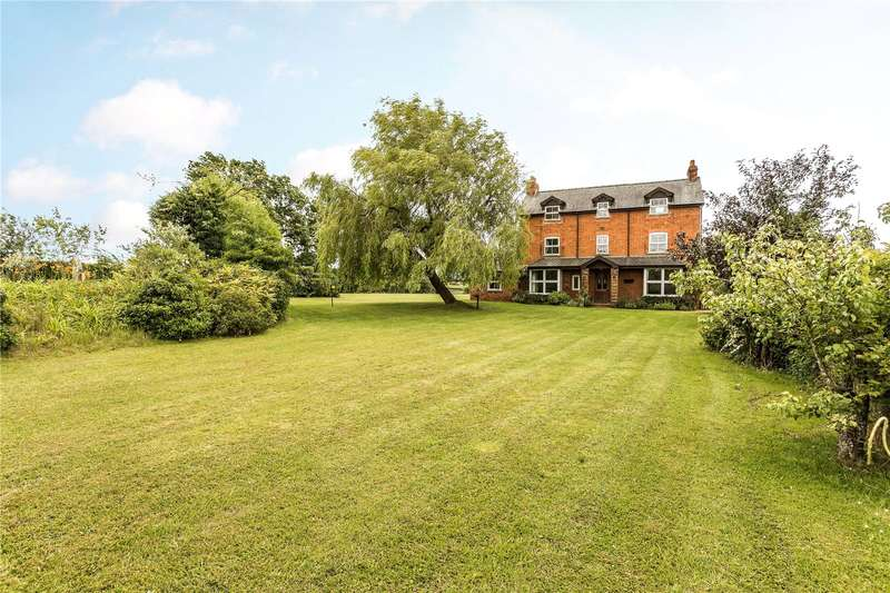6 Bedrooms Detached House for sale in Castle Tump, Newent, Gloucestershire, GL18
