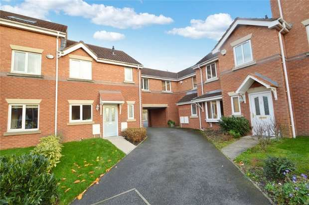 4 Bedrooms End Of Terrace House for sale in Alderley Way, Stockport, Cheshire