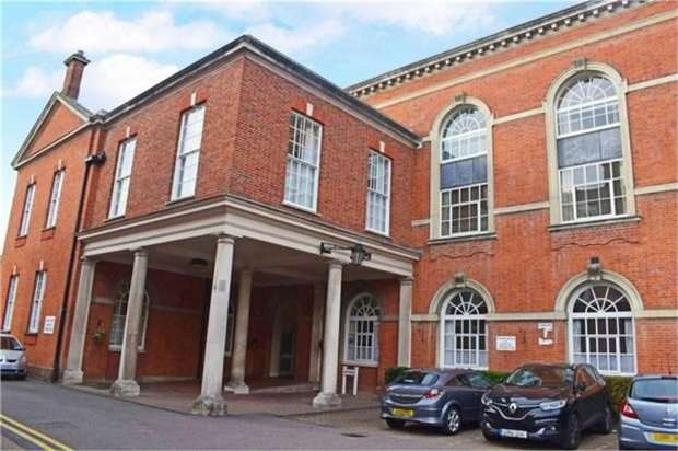 1 Bedroom Flat for sale in Chauncy Court, Hertford